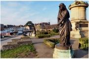 Stratford upon Avon w Anglii. Miasto, w którym urodził się Szekspir.