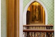 Tyntesfield to posiadłość należąca do organizacji National Trust w Wielkiej Brytanii - Korytarze