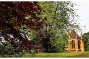 Tyntesfield to posiadłość należąca do organizacji National Trust w Wielkiej Brytanii - Park