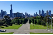 Australia - Melbourne , Shrine of Remembrance
