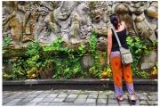 Ubud na Bali to miasto pełne magii, duchów i demonów. Magdalena Kiżewska.
