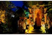 Na Bali trudno jest odróżnić dom mieszkalny od świątyni.