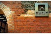 Muzeum Historyczno - Etnograficzne w Chojnicach. Jedna z wielu atrakcji miasta. Brama Człuchowska w centrum miasta.