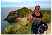 Anglia-Durdle-Door-plaża-wybrzeże-jurajskie-skały_1