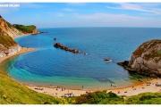 Anglia-Durdle-Door-plaża-wybrzeże-jurajskie-skały_3