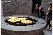 Wyspa Lanzarote w Hiszpanii - Park Narodowy Timanfaya.  Blog podróżniczy Nasze Szlaki.