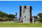 Wyspy Kanaryjskie - Teneryfa i La Gomera. Piękne  Torre del Conde - Wieża hrabiego.
