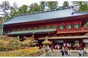 Świątynia w Japonii