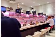 Restauracja Uobei Sushi w Shibuya Japonia