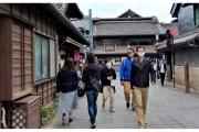 Ulica handlowa w Tokio - Japonia
