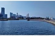 Japonia - Tokio widok na zatokę