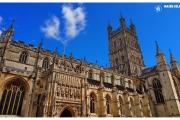 Katedra w Gloucester - Atrakcje zachodniej Anglii