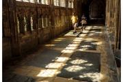 Katedra w Gloucester - Atrakcje zachodniej Anglii. Słynne krużganki znane z filmów z Harrym Potterem