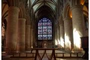 Katedra w Gloucester - Atrakcje zachodniej Anglii. Wnętrze kościoła