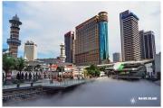 Kuala-Lumpur-Malezja-stolica-co-zobaczyć-zwiedzanie-atrakcje-Azja-wyjazd-turystyka-miasto-widok-rzeka