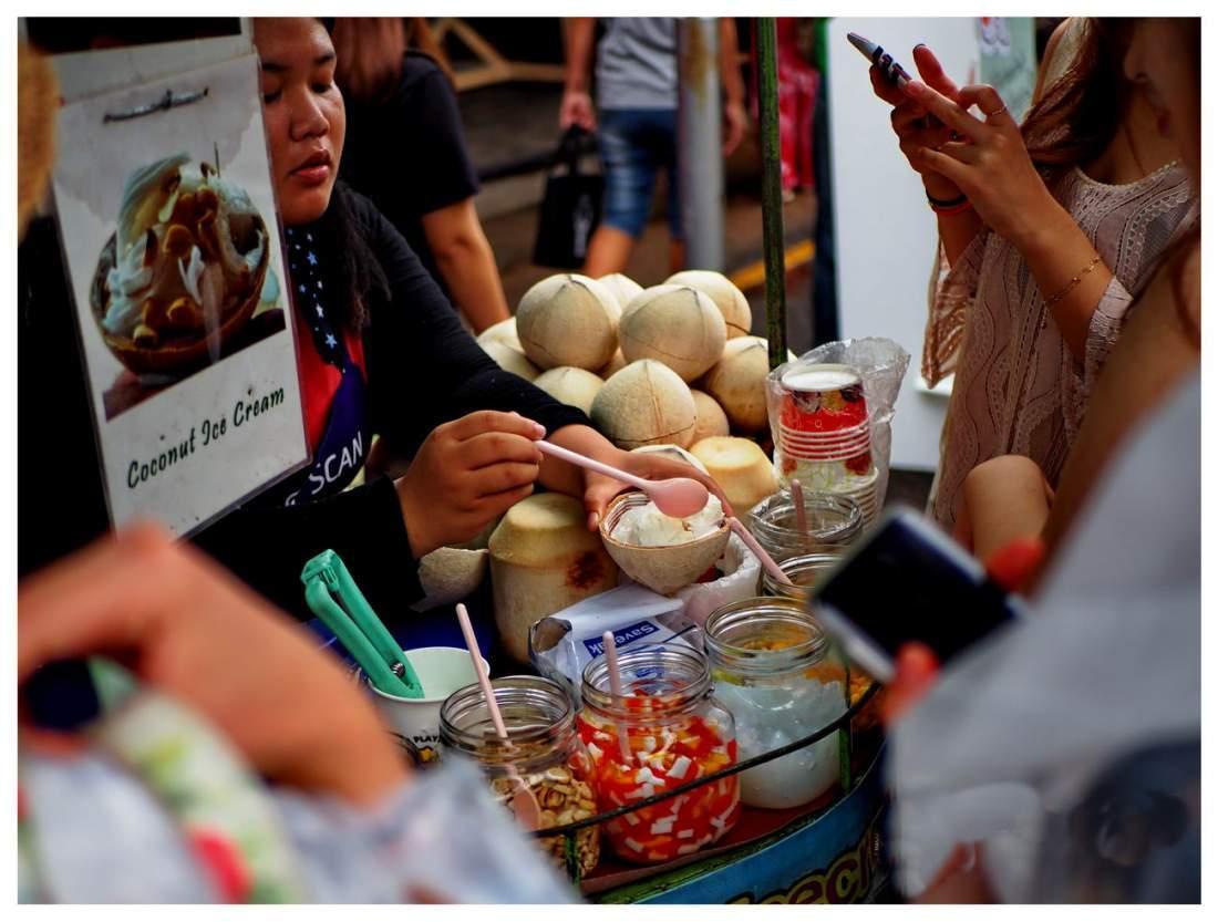 Jedzenie w Azji - Tajlandia.