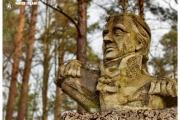 Muzeum Hymnu Narodowego w Będominie. Posiadłość generała Józefa Wybickiego.