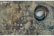 Stolica Kambodży - Phnom Penh.  Muzeum Narodowe  - rzeźby i eksponaty