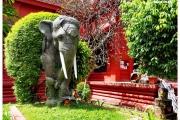 Muzeum-Narodowe-Phnom-Penh-Kambodża-kultura-sztuka-khmerzy-artyści-rzeźby-eksponaty