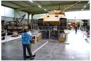 Muzeum-Techniki-w-Speyer-Sinsheim-Niemcy-atrakcje-czołg-Artur-Baumann