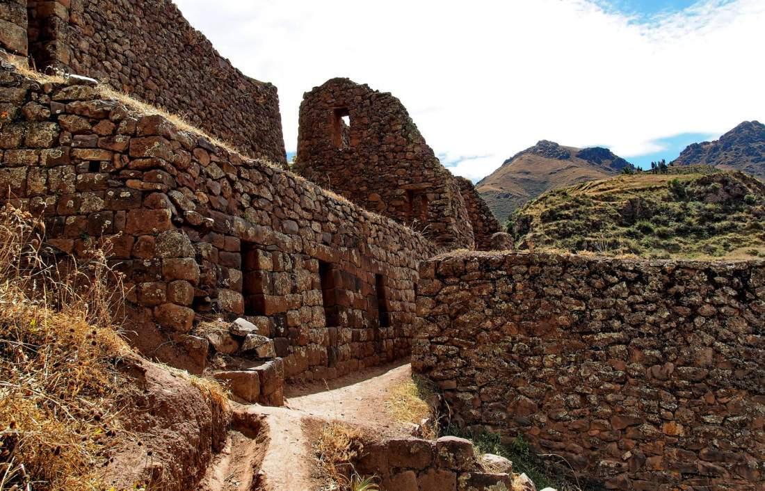 Podłączyć peruwiański