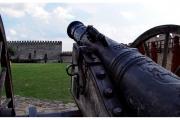 Szydłów - miasto pełne historii i wspaniałych zabytków. Narzędzia tortur i broń.