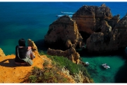 Wybrzeże Lagos w południowej części Portugalii. Blog podróżniczy Nasze Szlaki.
