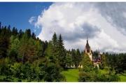 Zamek Peles na Wołoszczyźnie w Rumunii to wielka atrakcja turystyczna.