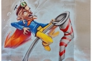 Szczecin - Kolorowe graffiti
