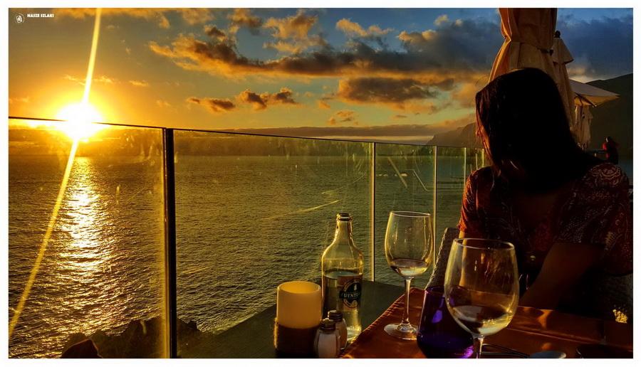 Hotel i miasto Puerto Santiago z Los Gigantes - wyspy kanaryjskie w Hiszpanii